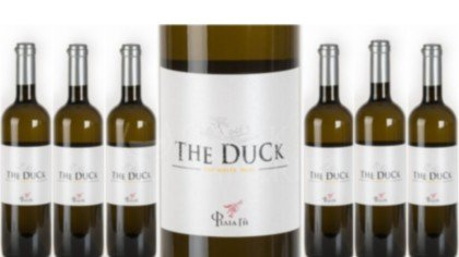 the Duck dry white